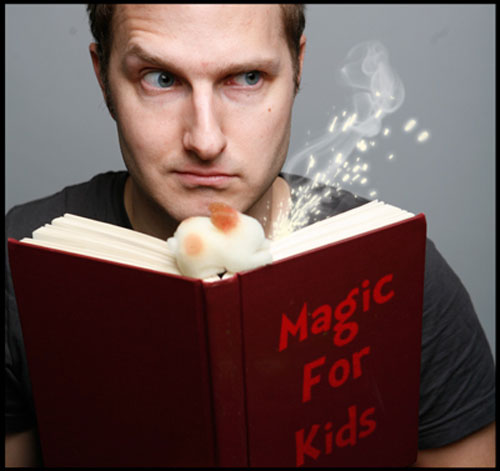 Magician For Kids In Los Angeles